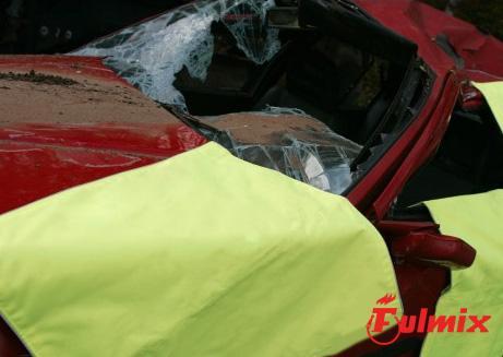 coperte magnetiche antitaglio per incidenti stradali vigili del fuoco