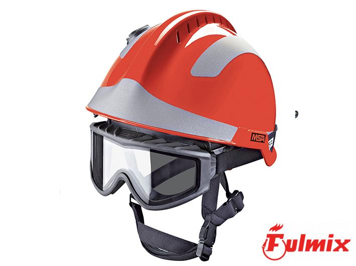 f2 elmo casco caschetto elmetto rosso aib antincendio boschivo