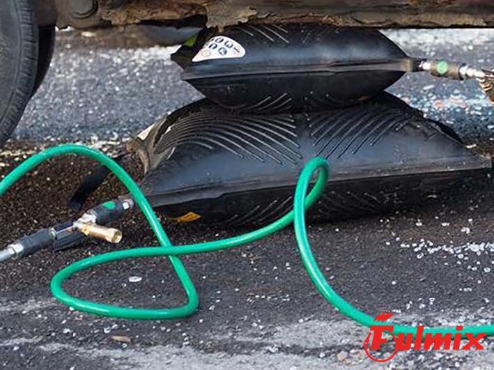 cuscini di sollevamento pneumatici
