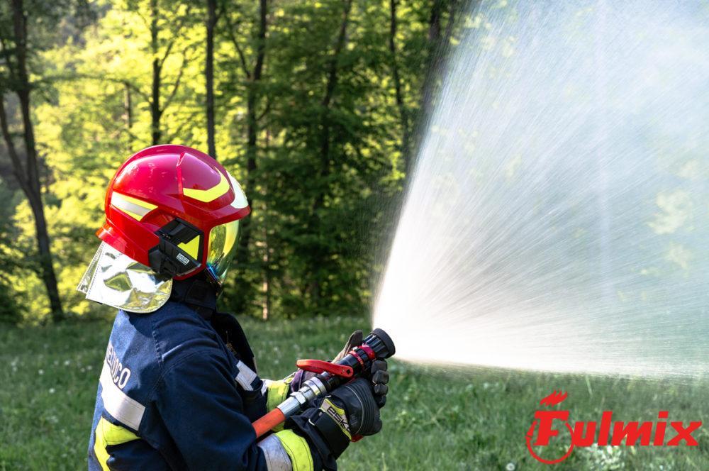 lancia americana alta pressione vigili del fuoco