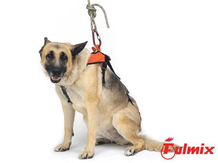 Imbracatura per cani da soccorso